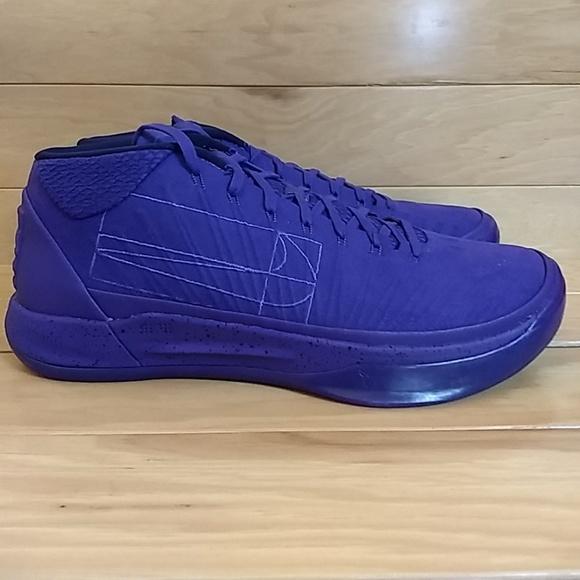 ba79b0c5199f Nike Kobe AD Grape Pure Basketball Shoe 922482-500